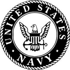 united states navy us navy insignia Cricut Vinyl, Vinyl Decals, Car Decals, Us Navy Emblem, Us Navy Logo, 3d Cnc, Navy Military, Military Signs, Military Spouse