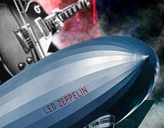 """Check out new work on my @Behance portfolio: """"Led Zeppelin Concert Poster"""" http://be.net/gallery/56146699/Led-Zeppelin-Concert-Poster"""