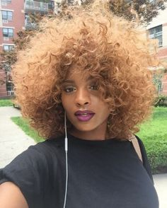 269 Best Curly Afro Hairstyles Images Afro Hairstyles
