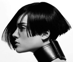 .This image is an example of a Graduated Layers Style Cut.