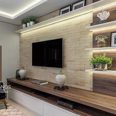 Top Design for Beautiful Living Room TV Wall Decor Ideas And Remodel * all. - Top Design for Beautiful Living Room TV Wall Decor Ideas And Remodel * all… – - Beautiful Living Rooms, Living Room Modern, Home Living Room, Living Room Decor, Living Room Tv Unit Designs, Living Room Sofa Design, Home Room Design, Tv Unit Decor, Tv Wall Decor