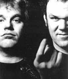 John C. Reilly y Phillip Seymour Hoffman