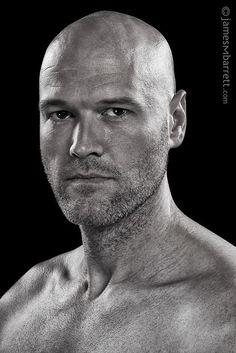 Bald Head Man, Bald Man, Bald Heads, Shaved Head With Beard, Bald With Beard, Moustache, Hairy Men, Bearded Men, Bald Actors