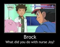 Yeah Brock ;] #pokemon #ash #brock #funny