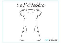 Image of Patron PDF La Printanière