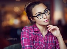 Photohab Photography Blog: Portrait Photography by Dani Diamond on Inspirationde