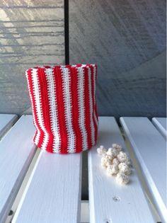 Crochet popcorn