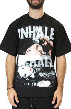 Inhale/Exhale Heavy Weight Tee – Fashion X Freedom