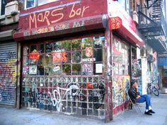 Mars Bar, NYC