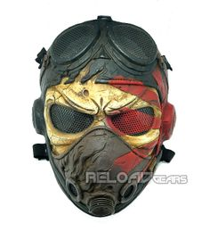 Kamikaze Wire Mesh Cosplay Mask Kamikaze Wire Mesh Cosplay Mask [FK552] - $45.85 : Reload Gears, Combat Gears Airsoft Parts and RC 1 10 Car Parts