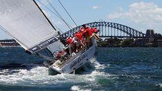 Wild Oats XI beats rival in Big Boat Challenge, Sydney-Hobart warm-up