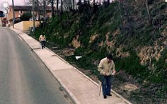 Selected works by Jon Rafman (Google Street View photographs)