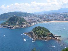 Basque Country, Gipuzkoa, Donostia-San Sebastian