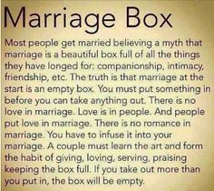 "I would like to incorporate this into my ceremony instead of a candle or sand. Have an empty box, have the officiant read this, and put something from our wedding day in that box. We can keep filling the box throughout the years with ""treasures"" we collect together."