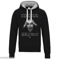 I'm not going to kill you #hoodie - #suicide squad inspired the joker #hoody top,  View more on the LINK: http://www.zeppy.io/product/gb/2/161955430405/