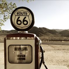 This is my dream honeymoon: to travel Route 66 in a vintage car!