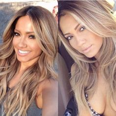 Look Great And Feel Great With This Beauty Advice – Fashion Trends Brunette Hair, Blonde Hair, Pinterest Hair, Great Hair, Hair Highlights, Balayage Hair, Gorgeous Hair, Hair Colors, Hair Trends