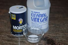 How to get rid of hard water deposits.  Salt and cleaning vinegar in a paste, let sit about 10 minutes then rub the paste into the deposit and then rinse with warm water.