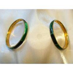 Hand crafted Malachite copper bangle Malachite, Gemstone Jewelry, Women Jewelry, Copper, Bangles, Wedding Rings, Jewellery, Engagement Rings, Gemstones