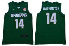 Michigan State Spartans College Basketball Jerseys