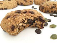 Post: Cookies de avena y chocolate --> Cookies de avena y chocolate, galletas cookies con chips de cocholate, galletas de avena, galletas de pepitas de chocolate, galletas fáciles, galletas sin cortador, recetas delikatissen, recetas galletas caseras, oatmealcookies
