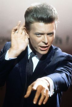 David Bowie for Absolute Beginners