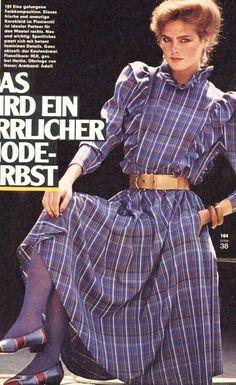 1982, Burda moden