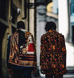 ikire jones clothing | Ikiré Jones' Stunning New Fashion Editorial Tackles Perceptions Of ...