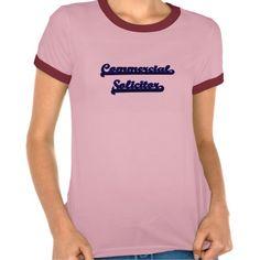 Commercial Solicitor Classic Job Design Tee T Shirt, Hoodie Sweatshirt