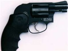 Smith & Wesson Bodyguard!