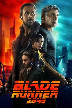 A new blade runner, LAPD Officer K (Ryan Gosling), discovers a dark secret that might bring an end to humanity. K's discovery leads him to find Rick Deckard (Harrison Ford), a former blade runner who disappeared thirty years ago. Best Sci Fi Movie, Sci Fi Movies, Hd Movies, Film Movie, Movies To Watch, Movies Online, Movies Free, 2017 Movies, Harrison Ford