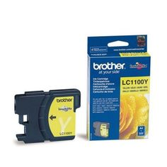 Brother LC1100Y yellow Ink cartidge DCP385/585/MF410,90 €