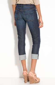 Citizens of Humanity - Dani Crop Skinny Jeans - (Scorpio Wash)