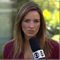 RS Notícias: Veruska Donato, repórter, jornalista e apresentado...