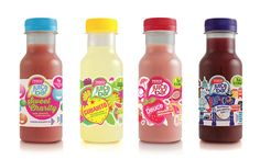 Belle série de packagings de jus de fruit | http://blog.shanegraphique.com/belle-srie-de-packagings-de-jus-de-fruit/