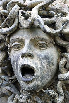 the Gorgon, Medusa