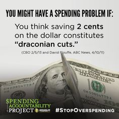 Tell your legislator to Stop Overspending today! Learn more about our Spending Accountability Project here: http://americansforprosperity.org/spending/ #SOTU #StopOverSpending #ShowUsYourCuts