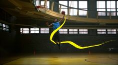 Series of spots for Reebok advertising their Zigtech shoes