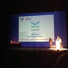 Premios AJE Asturias 2014 Moodo Karten