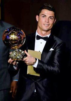 Cristiano Ronaldo-Ballon d'Or 2013