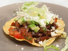 Slow-Cooker Braised Brisket (Machaca) Recipe : Marcela Valladolid: Food Network --The Kitchen--Season 7 Tamales, Quesadillas, Enchiladas, Nachos, Burritos, Machaca Recipe, Slow Cooker Recipes, Crockpot Recipes, Braised Brisket