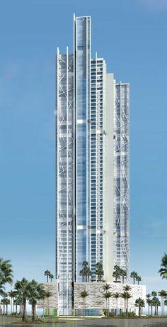 Q Tower -  David Bettis Architect - Panama City, Panama