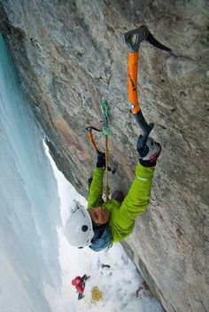 The Ouray Ice Park will be hosting a women's ice climbing festival March 8-10, 2013.