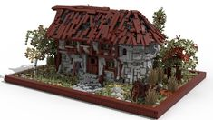 https://flic.kr/p/21BxqnT | Lego Autumn