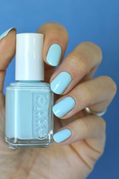 Best Essie Summer Blues | Essie Envy