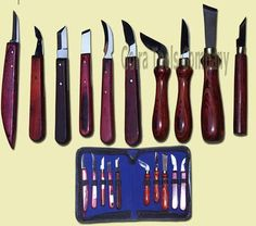 Dear Sir or Madams,  We are manufacturers & exporters of woodcarving tools/tools,Damascus Hunting & pocket  folding knives, Kitchen cutlery knives & leather