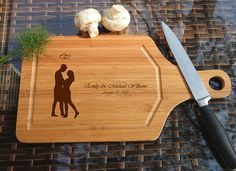 Personalized Cutting Board Wood wooden wedding gift anniversary date names birds swans Anniversary Dates, Wedding Anniversary Gifts, Wedding Gifts, Wood Pig, Restaurant Kitchen, Meat Restaurant, Sheep And Lamb, Wood Flowers, Personalized Cutting Board