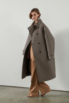 Stella McCartney Pre-Fall 2020 Collection - Vogue Source by heidihannakarhu outfits moda Bohemian Fall Fashion, Autumn Winter Fashion, Fashion 2020, Runway Fashion, Fashion Trends, Fashion Outfits, Fashion Fashion, Fashion Ideas, Mantel Styling