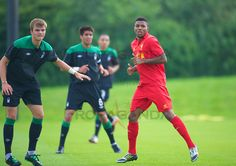 Jerome Sinclair Liverpool Fc Wallpaper