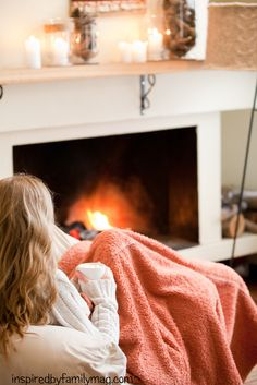 8 simple ways to cozy up your home for Fall